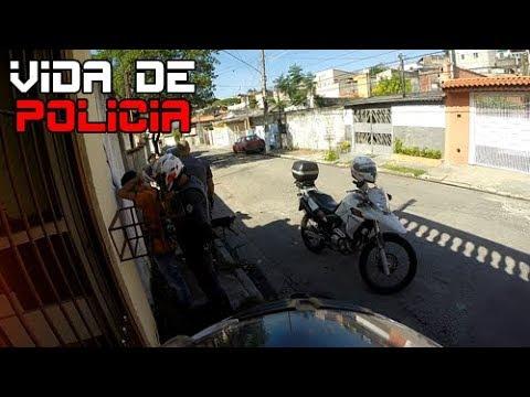 DIA DE P0LlCl4 + ACHOU QUE IA FUGlR PlN0TE