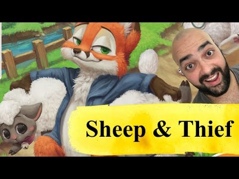 Sheep & Thief (Pegasus Spiele) Review - with Zee Garcia