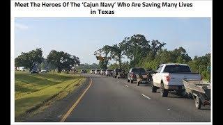 Louisiana Cajun Navy A Big Thank You Shout Out to You Boys!