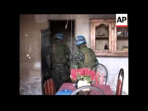 UN peacekeepers seize last gang stronghold in Haiti's largest slum