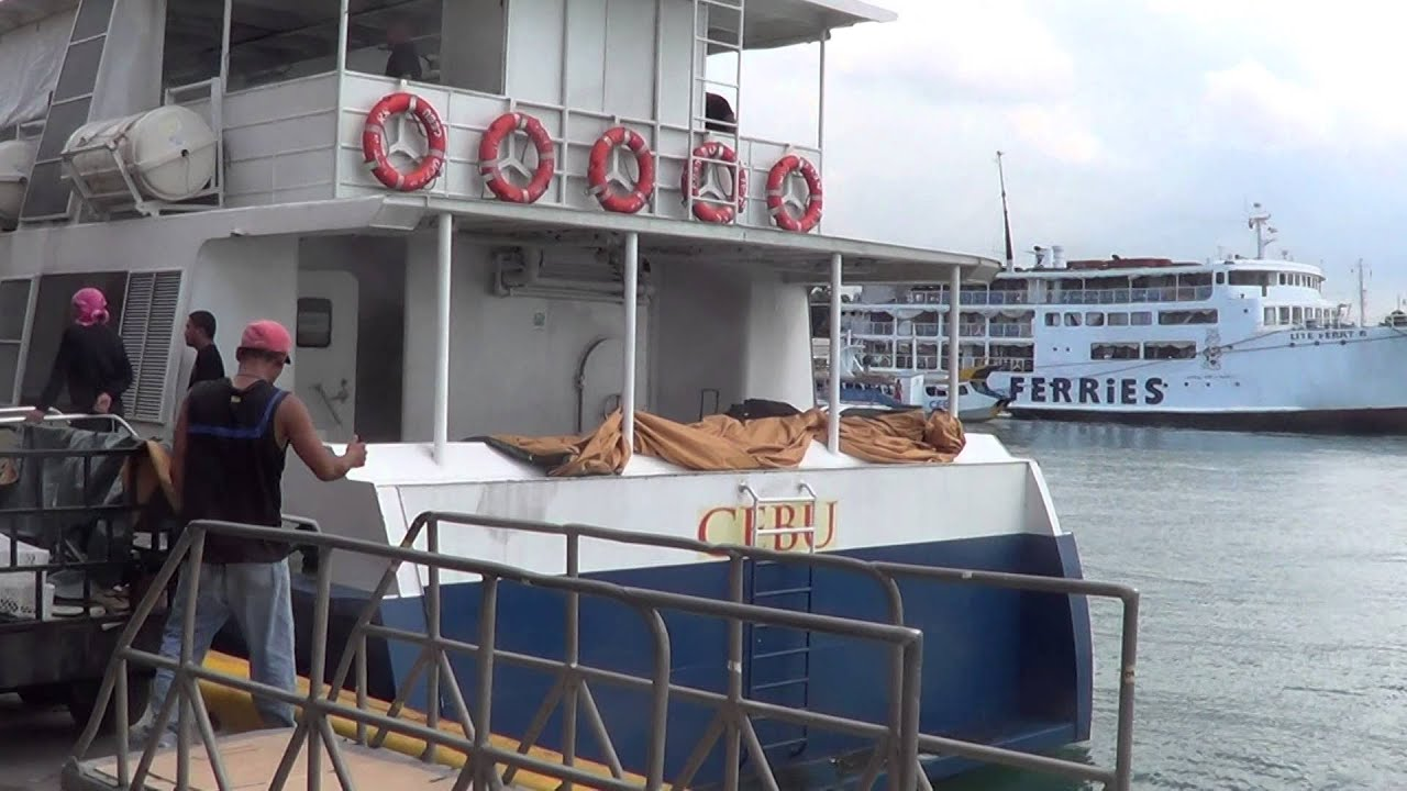 Ocean Jet Ferry Prices In The Philippines Are Better Then