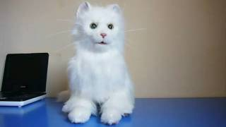 FurReal Friends robot cat / Yume Neko Smile (2nd version)
