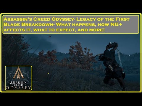 Assassin's Creed Odyssey- Legacy of the First Blade DLC Recap: SPOILERS thumbnail