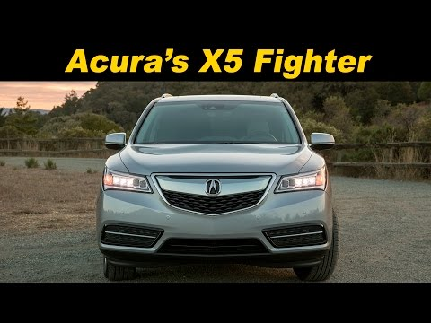 2016 Acura MDX Review And Road Test - DETAILED In 4K UHD!
