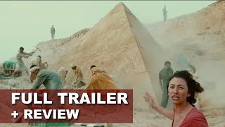 The Pyramid 2014 Official Trailer + Trailer Review : Beyond The Trailer