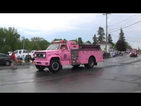 Ellenburg Center Memorial Weekend Parade  5-29-16