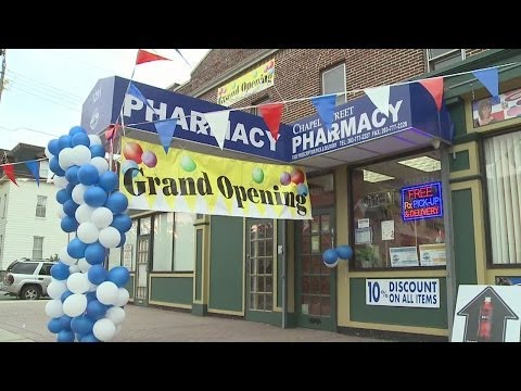 Independent Pharmacy Opens In New Haven