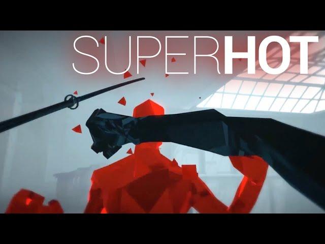 SUPERHOT (видео)
