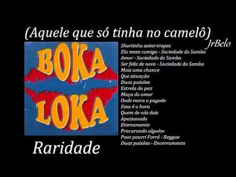 Boka Loka Cd Completo Camelo JrBelo