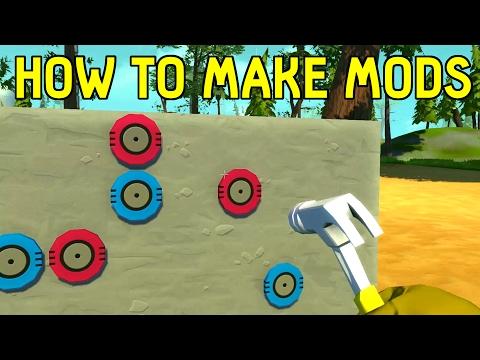 how to make a train scrap mechanic