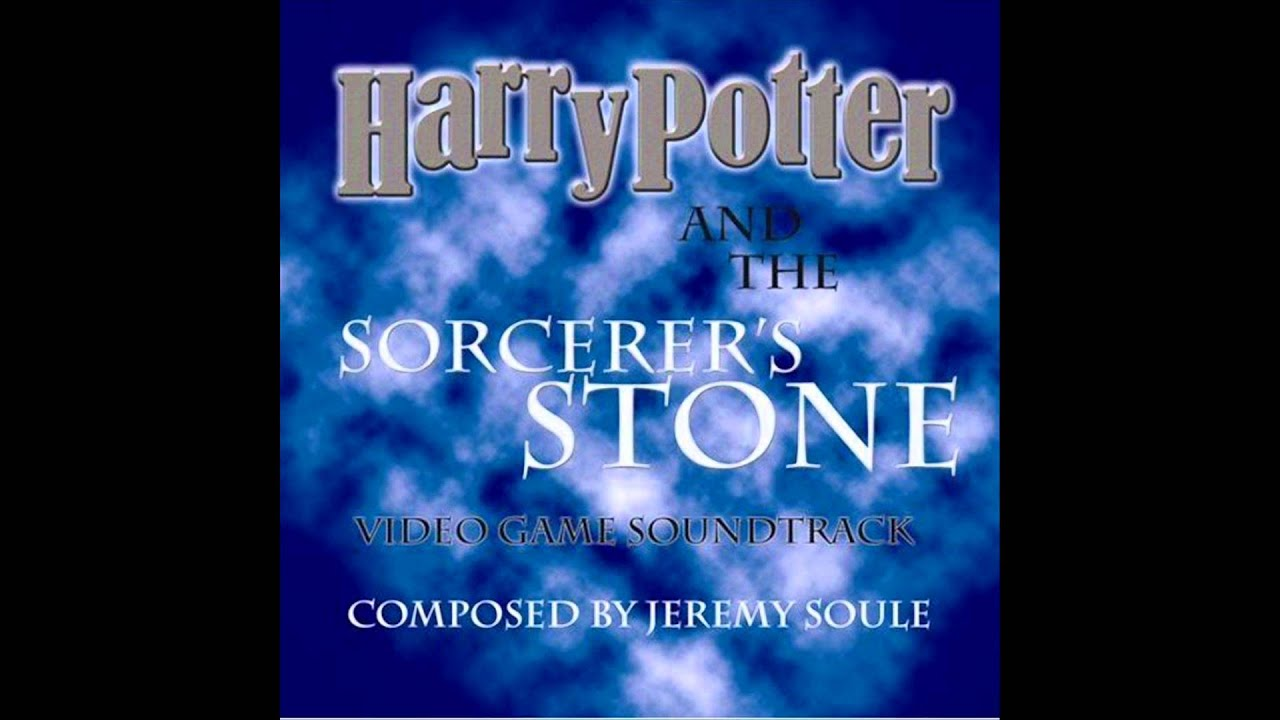 Harry Potter and the Sorcerer's Stone Video Game Soundtrack