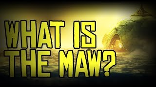 WHAT IS THE MAW? - LITTLE NIGHTMARES THEORY
