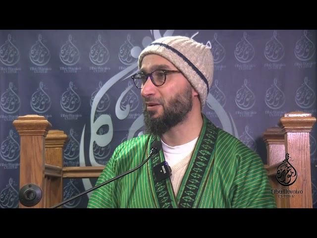 Friday Khutbah | Sincerity  | Sh. Moutasem Al-Hameedy