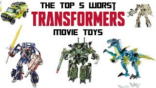 Worst Transformers Toys