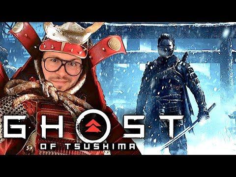GHOST OF TSUSHIMA, UN TENCHU OPEN-WORLD PS4 ?