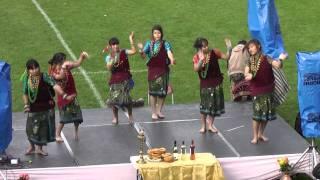 Kauda Dance Nepali Mela UK 2010