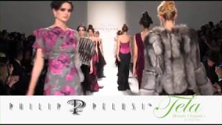Irreverent Renaissance - Tela Beauty Organics at Fashion Week Fall 2012 Thumbnail