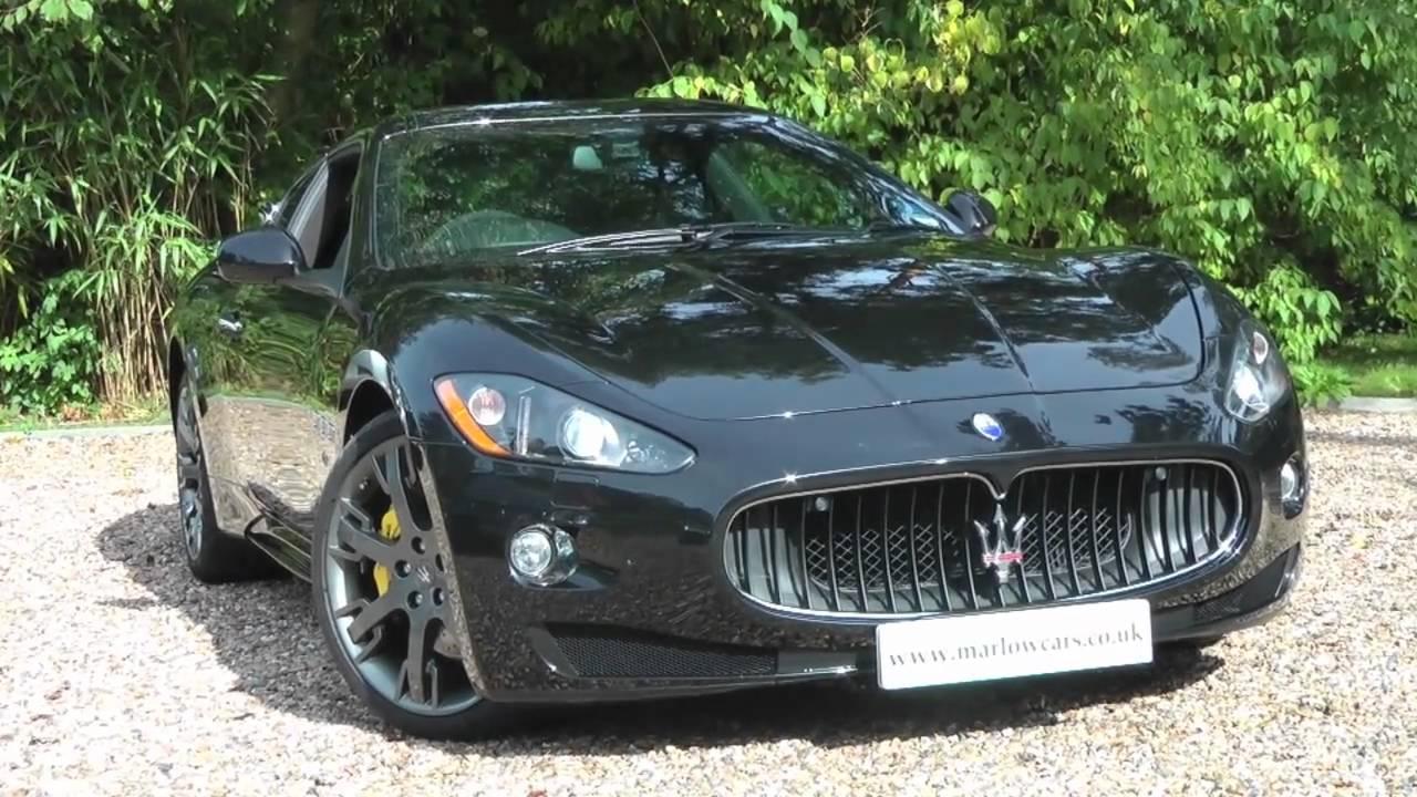 Maserati Granturismo R >> Maserati Granturismo V8 S MC Shift - YouTube