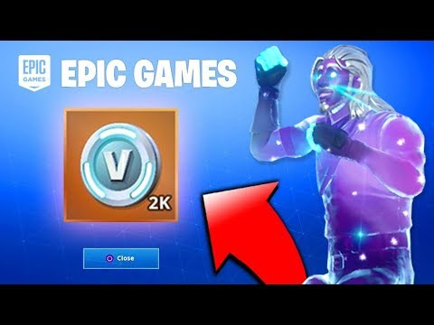 *NEW* FREE V BUCKS REWARD In Fortnite! - How To Get Free V Bucks 2019 (2,000 V BUCKS)