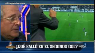 Las claves de la derrota del Barça ante la Juve, analizadas por D'Alessandro