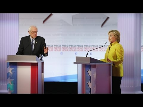 Bernie Sanders Wins Kansas, Nebraska; Hillary Clinton Wins Louisiana - Newsy