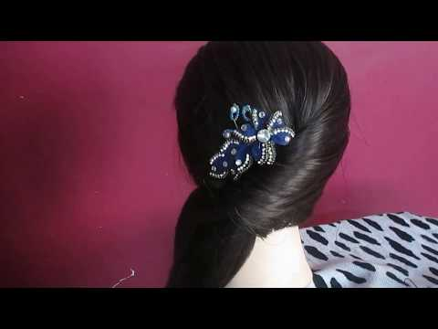 Very Very Easy Everyday Hairstyle#Hairstyle for School,College or Office