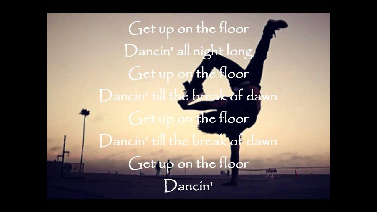 Aaron Smith-Dancin (KRONO REMIX)-Lyrics