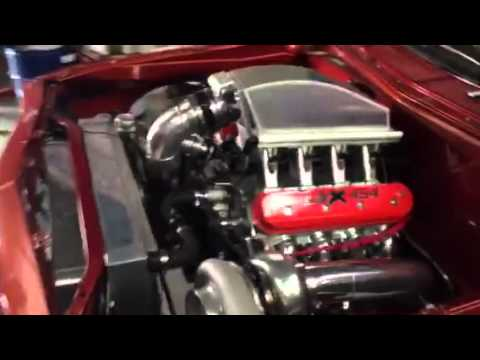 Lsx454 turbo HQ wired by Ultimate Conversion Wiring