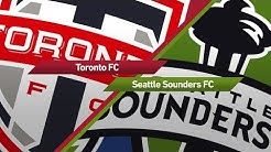 MLS Cup Highlights: Toronto FC vs. Seattle Sounders | December 9, 2017