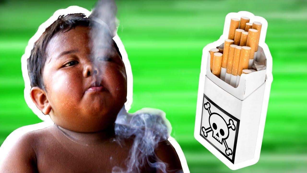 kouření compolation
