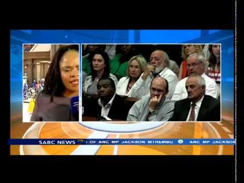 Laurie James unpacking Oscar Pistorius' sentencing