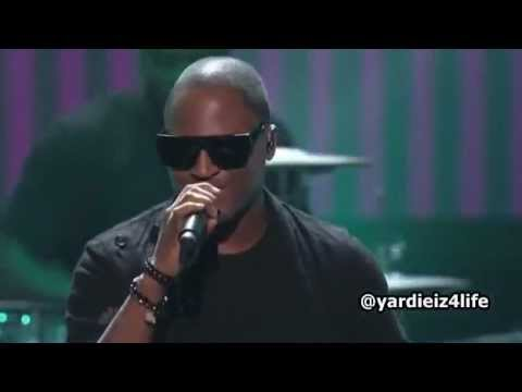Taio Cruz - Make It Last Forever/Dynamite, American Giving Awards Live