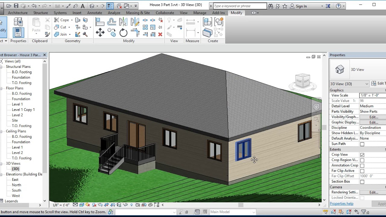 Revit Siding And Shutters