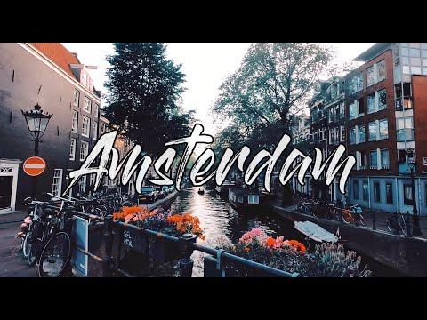 AMSTERDAM | Cinematic Travel Video | GoPro Hero 7 Black