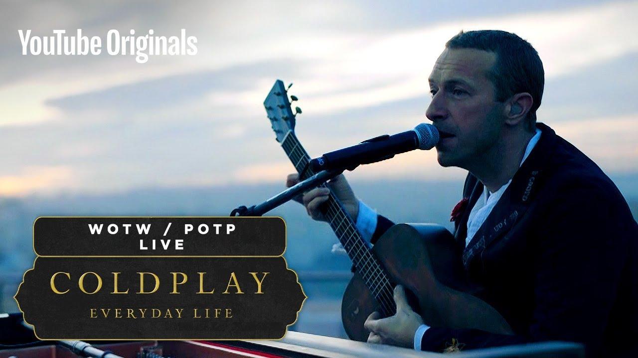 Coldplay — WOTW/POTP (Live in Jordan)