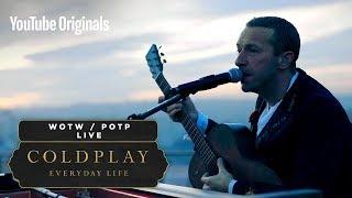 Coldplay - WOTW/POTP (Live in Jordan)