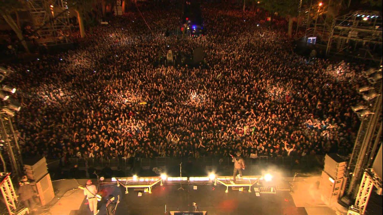 Live Wallpaper Fall Hd Linkin Park Live Puerta De Alcal 225 2010 Full Tv Concert