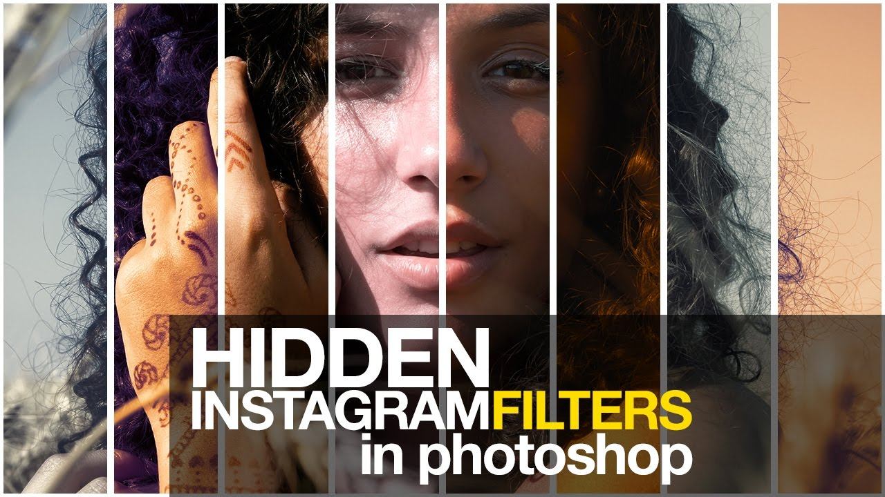 Unlocking instagram like filter presets in photoshop youtube ccuart Image collections