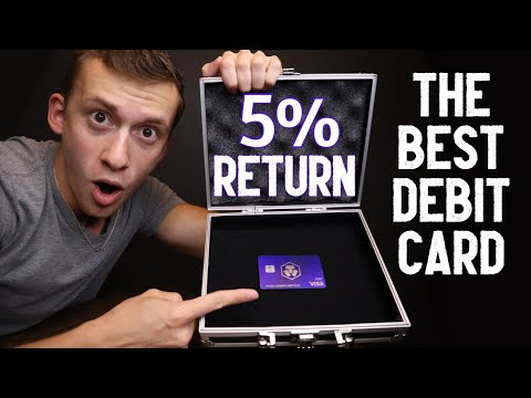 The BEST Crypto Debit Card! Crypto.com Review