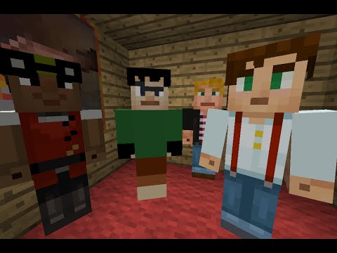 Minecraft Story Mode - THE NEW ORDER! (Minecraft Roleplay) #1