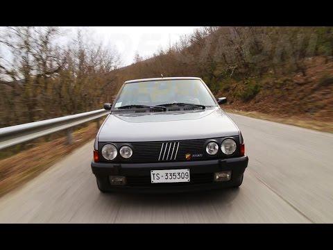 Pure sound Fiat Ritmo Abarth 130 TC - Davide Cironi drive experience