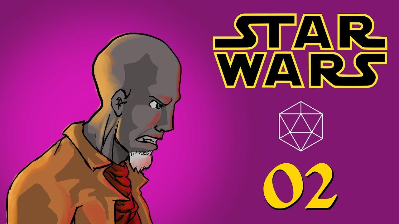Star Wars 5e - Der Ansturm | Episode 02 | Die W20 Show
