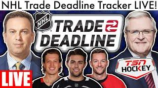 NHL Trade Deadline 2021 LIVE STREAM! (Sportsnet/TSN TradeCentre Live Stream & Trade Rumors)