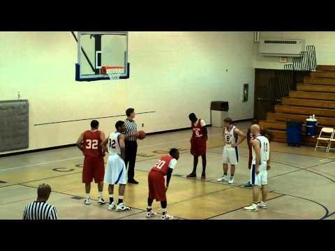Macon State College  vs Darton College basketball game
