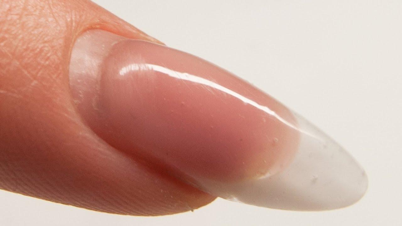 How do you do gel nail infills