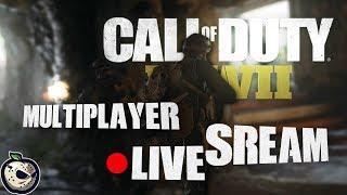 Call of duty WW2 MULTIPLAYER   Sponsor Goal 45 / 50   PS4   Prestige 4   COD WW2 STREAM #15
