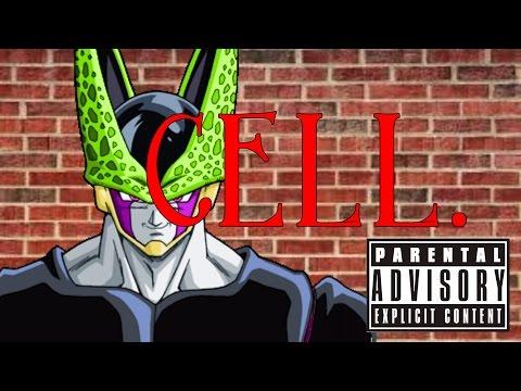 Kendrick Lamar - DNA ( parody ) DragonBall Z {Cell}