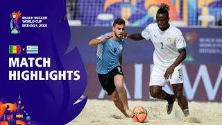 Senegal v Uruguay FIFA Beach Soccer World Cup 2021 Match Highlights