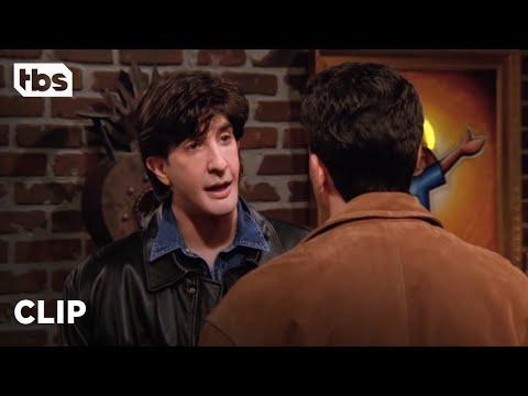 Friends: Ross Meets Rachel's New Date Russ (Season 2 Clip) | TBS