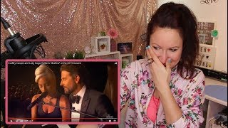 Vocal Coach REACTS to The Oscars Shallow (Live) Lady Gaga & Bradley Cooper Video